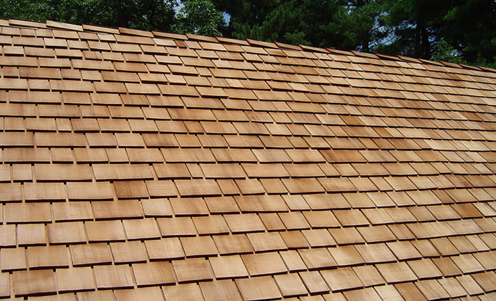 Shea Roofing Can Install Any Kind Of Wood Roofing That You Desire. See The  Pictures Below To Get An Idea Of The Type Of Look That Can Be Achieved With  This ...